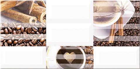 Вог Декор Мокко 40,5х20,1 плитка декор 201х405х9 мм вог эспрессо