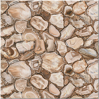 Agat Beige - 333x333 мм/63.84 напольная плитка azori agat beige 33 3х33 3