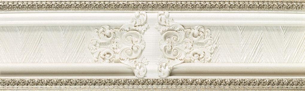 Бордюр Azulejos Alcor Cenefa Rialto Gold 8х28 напольная плитка azulejos alcor siena g reims negro 33 3x33 3