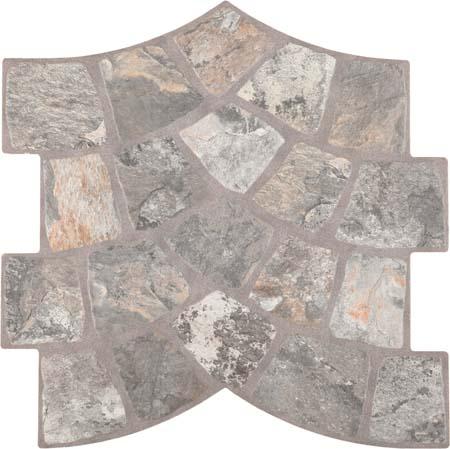 Напольная плитка Azulev Calzada Stone 35x35 fotoniobox лайтбокс лиловый 35x35 080