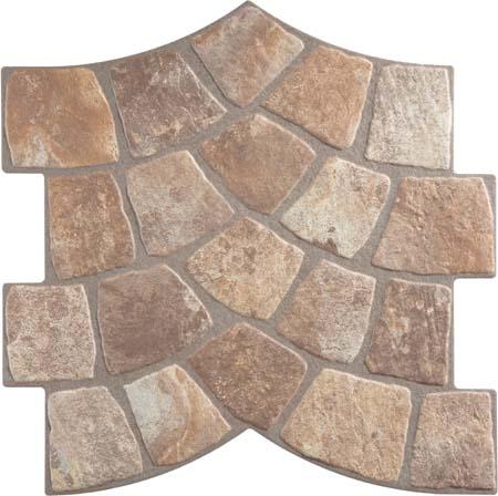 Напольная плитка Azulev Calzada Beige 35x35 лайтбокс абстракция 9 35x35 073