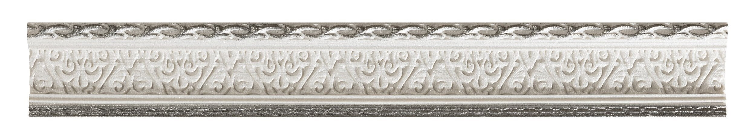 Бордюр Azulev Mold Delice Blanco 4x29 бордюр adex neri relieve clasico blanco z 7 5x15