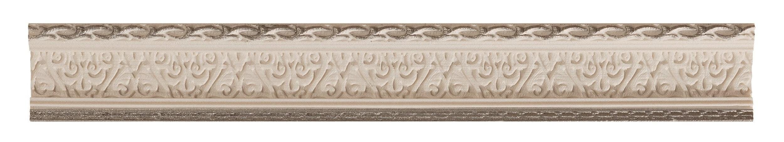 Бордюр Azulev Mold Delice Marfil 4x29