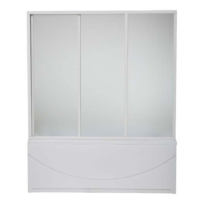 Шторка для ванны Bas Атланта/Нептун/Мальта/Ахин/Индика 170 стекло цена