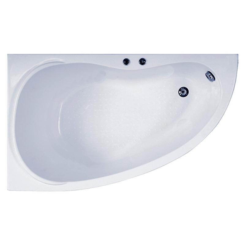 Акриловая ванна Bas Алегра 150x90 без гидромассажа ванна bas верона фолдон