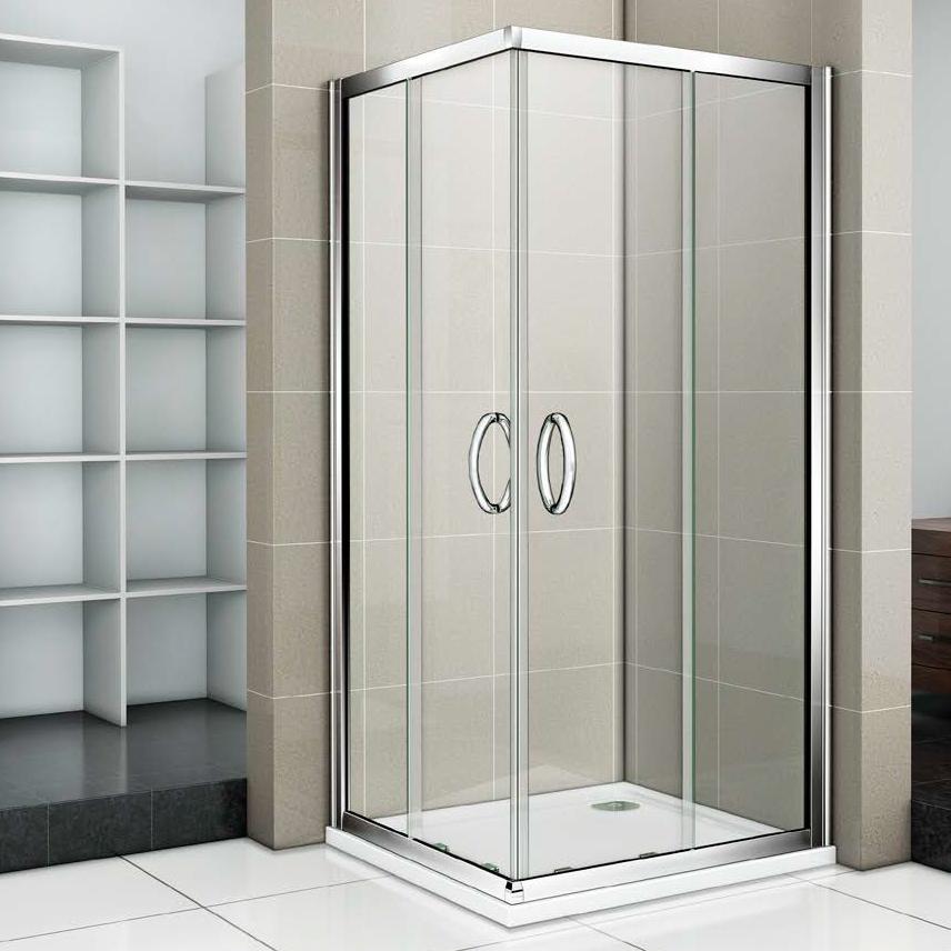 Душевой уголок Good Door Infinity CR-100-C-CH без поддона душевой уголок good door infinity r 120 c ch без поддона