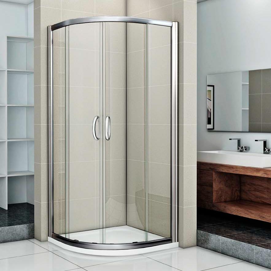 Душевой уголок Good Door Infinity R-100-C-CH без поддона душевой уголок good door infinity r 120 c ch без поддона