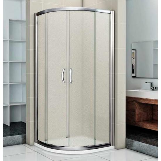 Душевой уголок Good Door Infinity R-100-G-CH без поддона душевой уголок good door infinity r 120 c ch без поддона