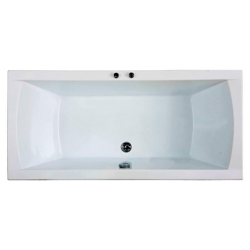 Акриловая ванна Bas Индика 170x80 без гидромассажа акриловая ванна bas империал 150x150 без гидромассажа