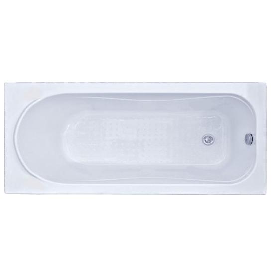 Акриловая ванна Bas Стайл 160x70 без гидромассажа акриловая ванна bas империал 150x150 без гидромассажа
