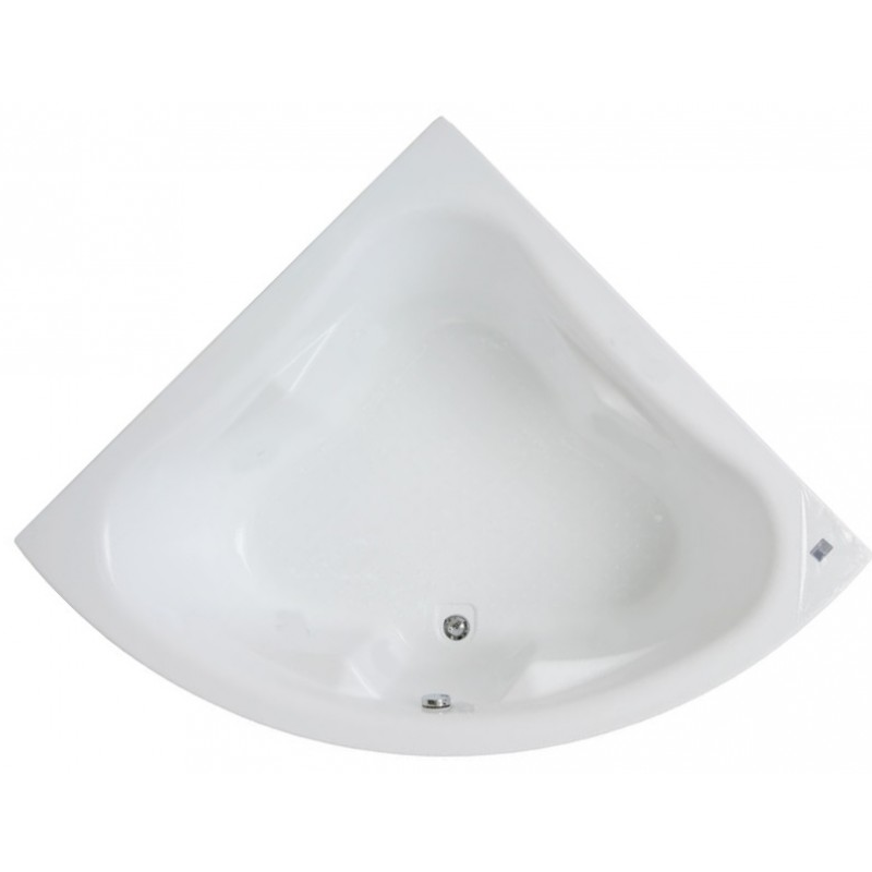Акриловая ванна Bas Империал 150x150 без гидромассажа ванна bas верона фолдон