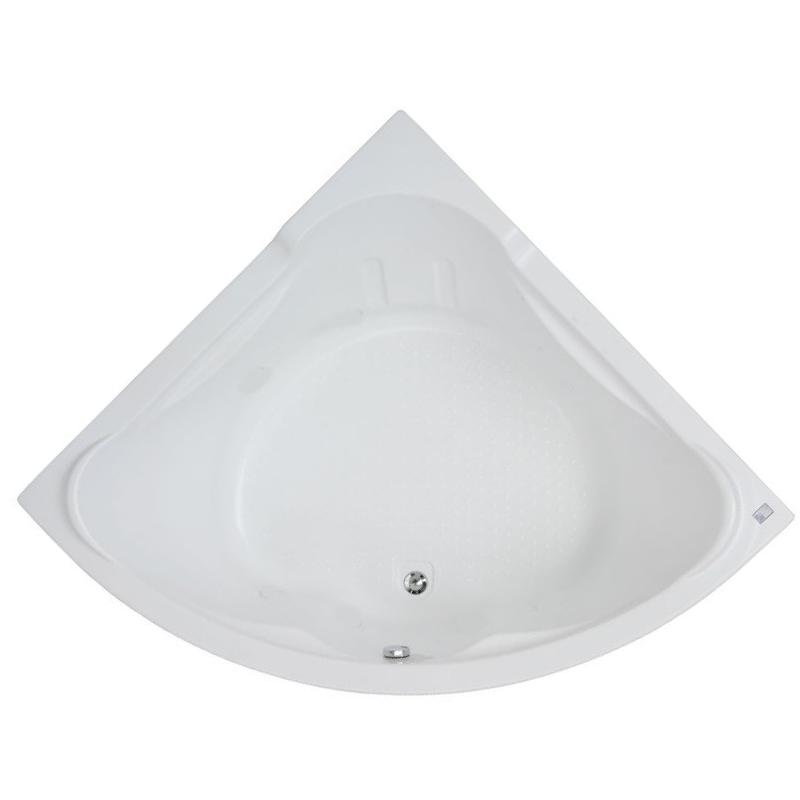 Акриловая ванна Bas Ирис 150x150 без гидромассажа акриловая ванна bas империал 150x150 без гидромассажа