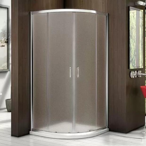Душевой уголок Good Door Latte R-80-G-WE без поддона