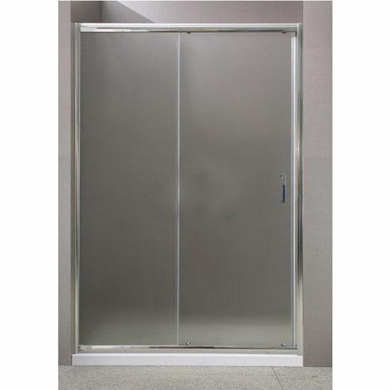 Душевая дверь BelBagno Uno BF-1-130-C-Cr