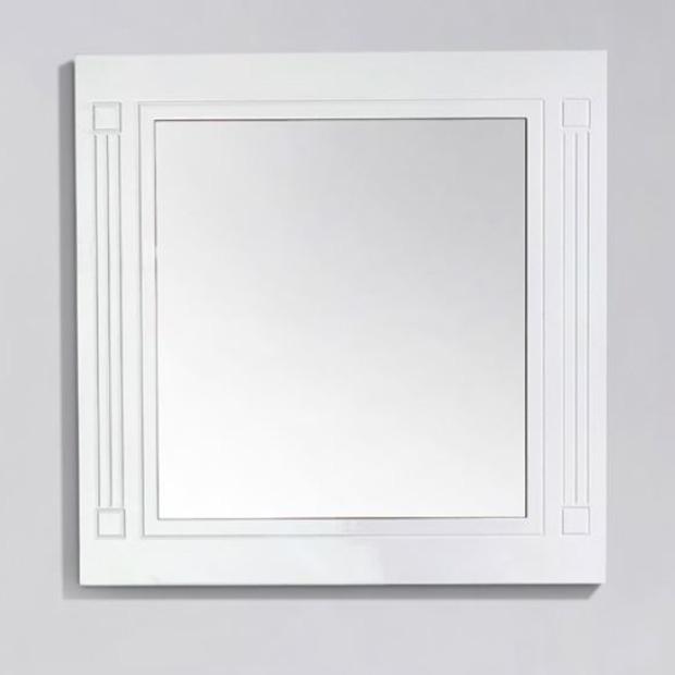 Зеркало Belbagno Atria SPC-800-BL Bianco Lucido зеркало шкаф belbagno spc 2a dl bl 900