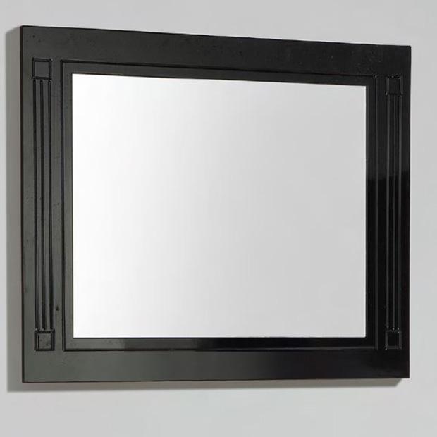 Зеркало BelBagno Atria SPC-1000-NL глянцевый лакированный черный