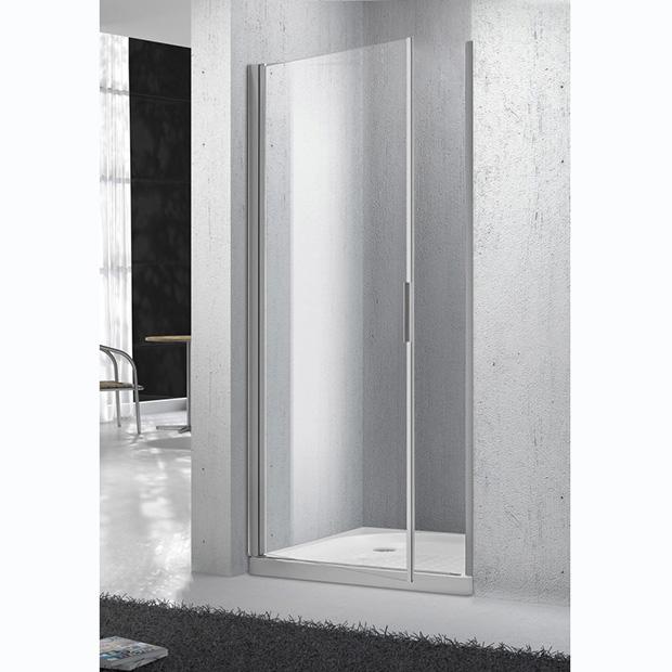 Душевая дверь BelBagno Sela B-1-80-Ch-Cr
