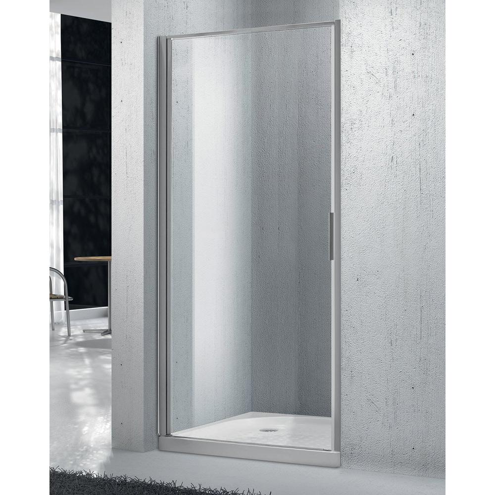 Душевая дверь Belbagno Sela B-1-85-C-Cr