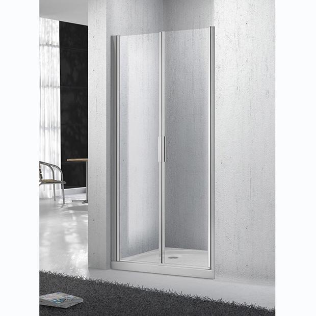 Душевая дверь BelBagno Sela B-2-120-Ch-Cr