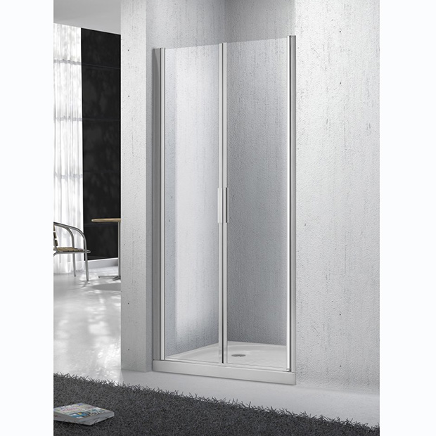 Душевая дверь BelBagno Sela B-2-80-C-Cr