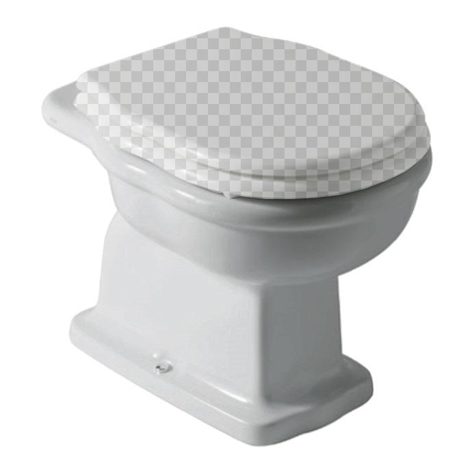 Приставной унитаз BelBagno Boheme BB115CBS без сидения приставной унитаз belbagno boheme bb115cb
