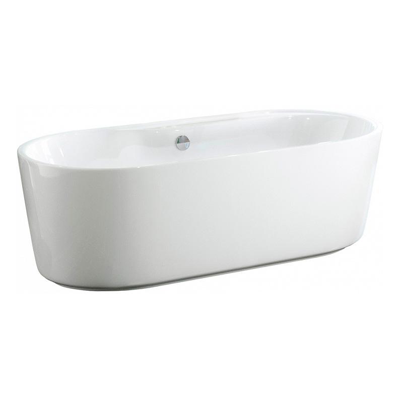 Акриловая ванна BelBagno BB14-K акриловая ванна belbagno bb14 178x84