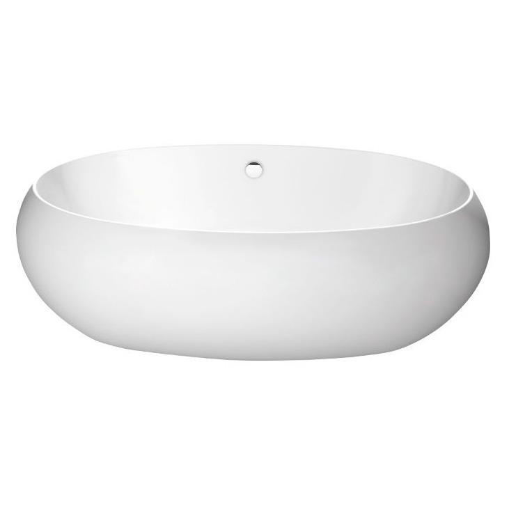 Акриловая ванна BelBagno BB18 акриловая ванна belbagno 180x90x59 см свободностоящая белая bb18