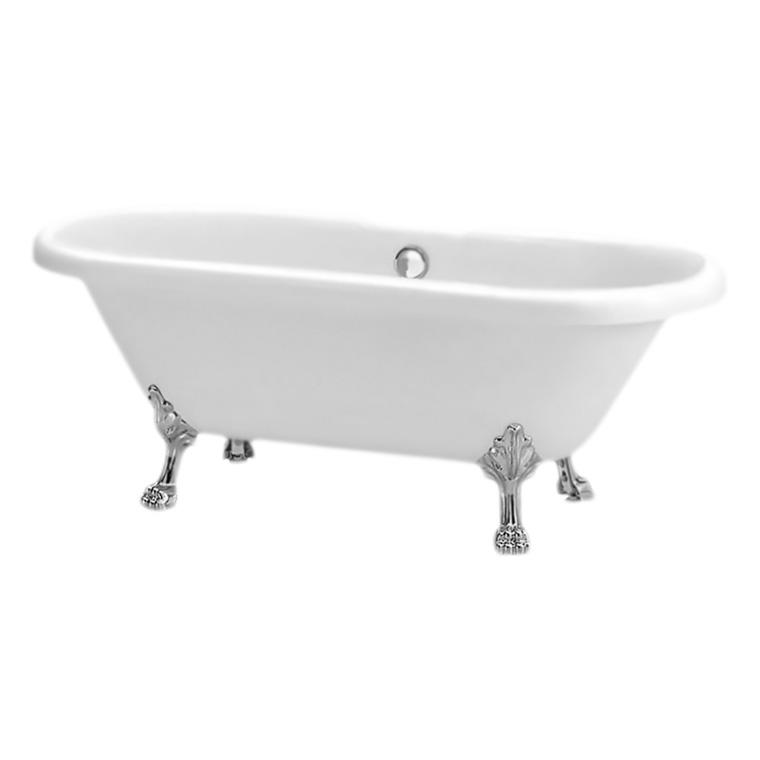Акриловая ванна BelBagno BB21 aeg md 5613 white blue ирригатор
