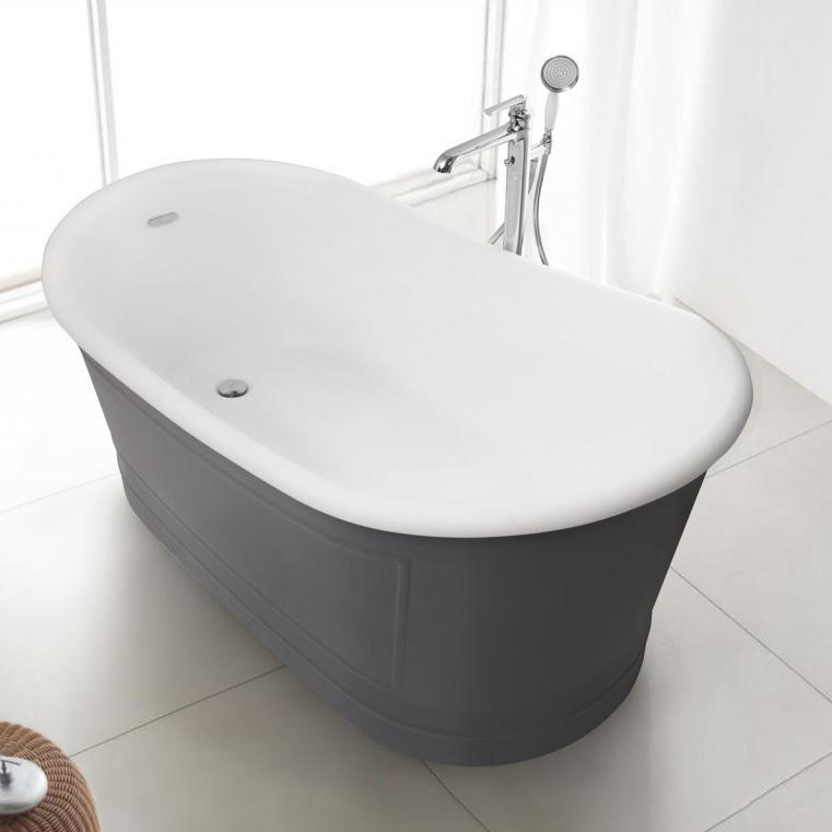Акриловая ванна BelBagno BB32-CF36 акриловая ванна belbagno bb42 1700