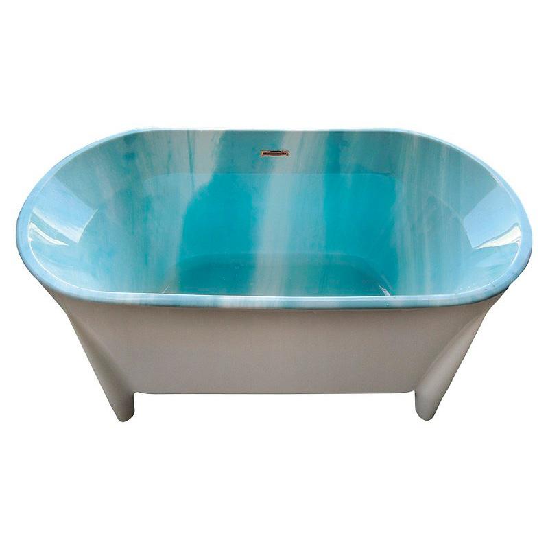 Акриловая ванна Belbagno BB40-1700-Marine акриловая ванна belbagno bb13 1700 170x79