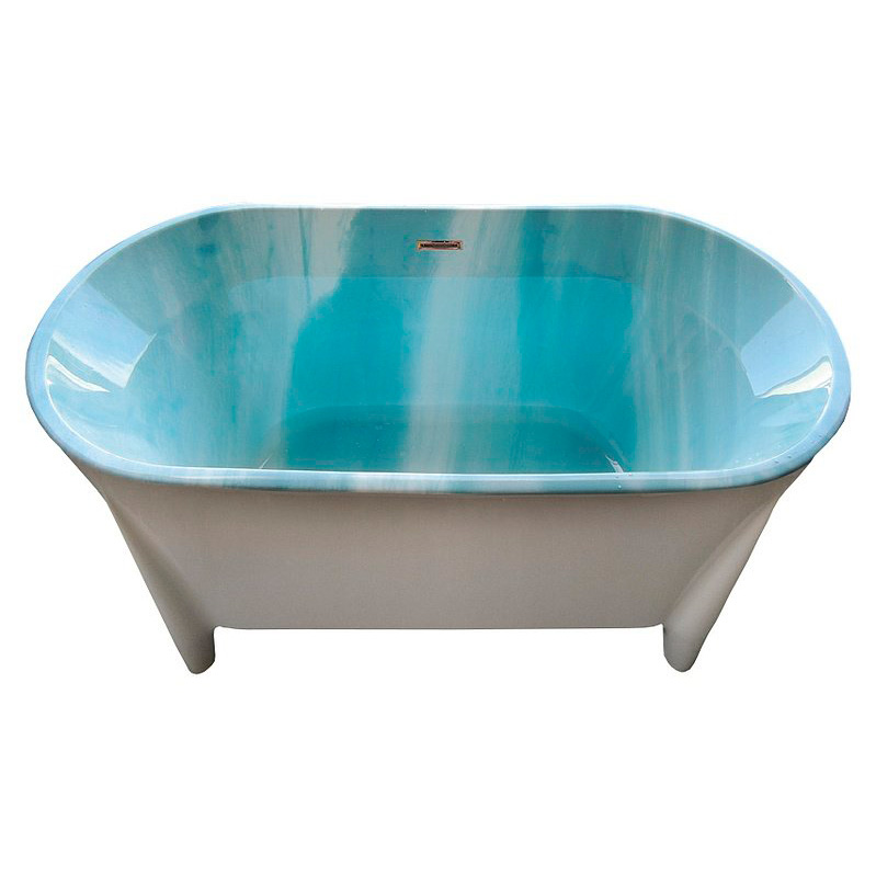 Акриловая ванна Belbagno BB40-1700-Marine акриловая ванна belbagno bb40 1700 marine 170x80