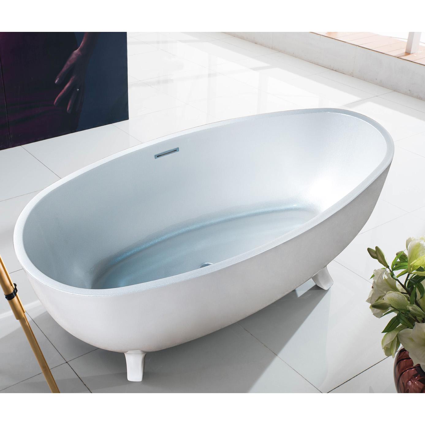 Акриловая ванна Belbagno BB42-1700-Perl акриловая ванна belbagno bb40 1700 marine 170x80