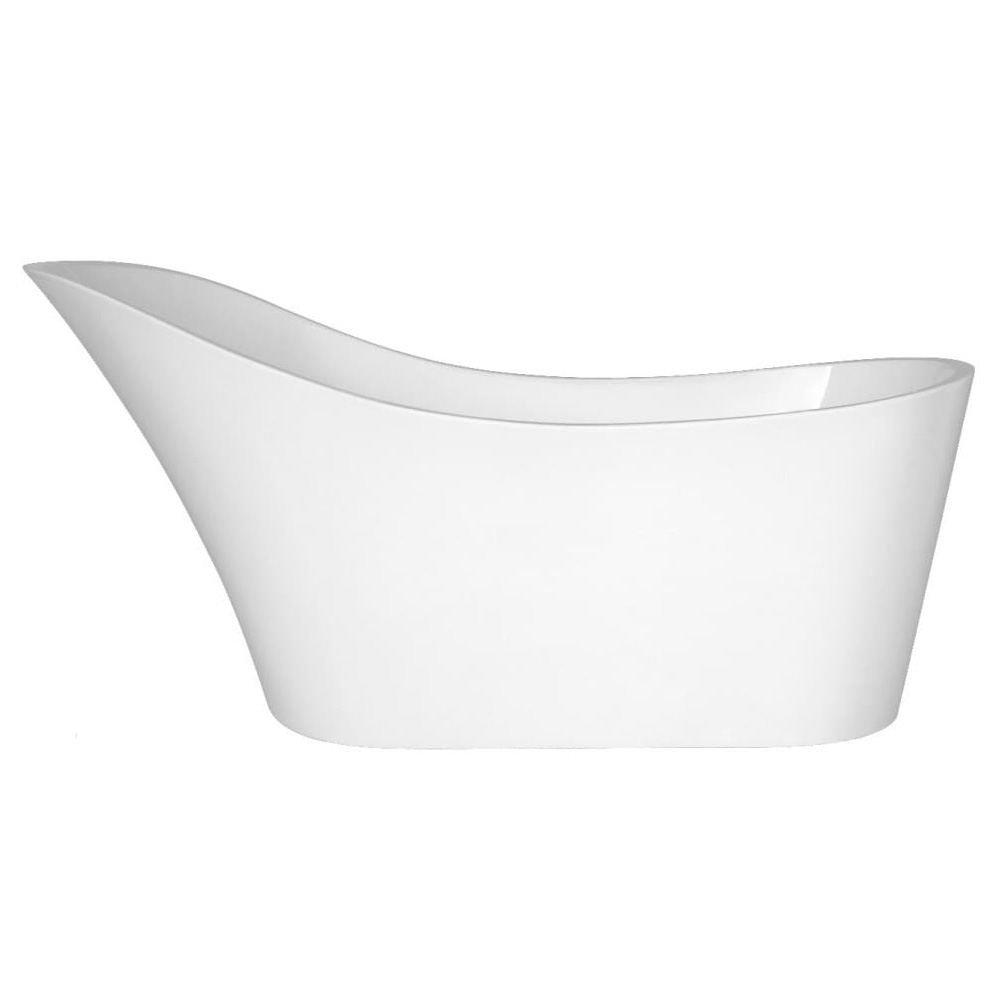 Акриловая ванна Belbagno BB64 акриловая ванна belbagno 170x76x70 см свободностоящая bb25