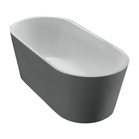 Акриловая ванна Belbagno BB71-1700 Nero акриловая ванна belbagno bb13 1700 170x79