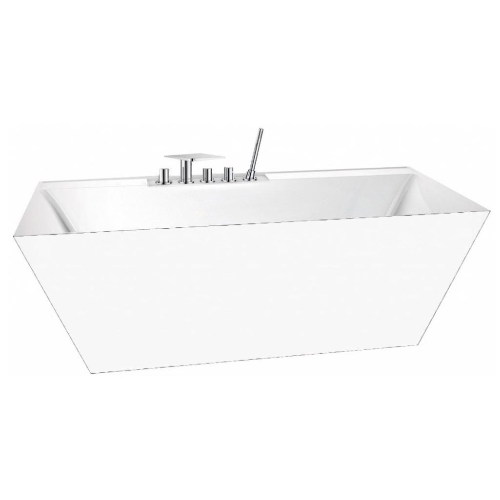 Акриловая ванна BelBagno BB19-Bia акриловая ванна belbagno bb14 nero bia 178x84
