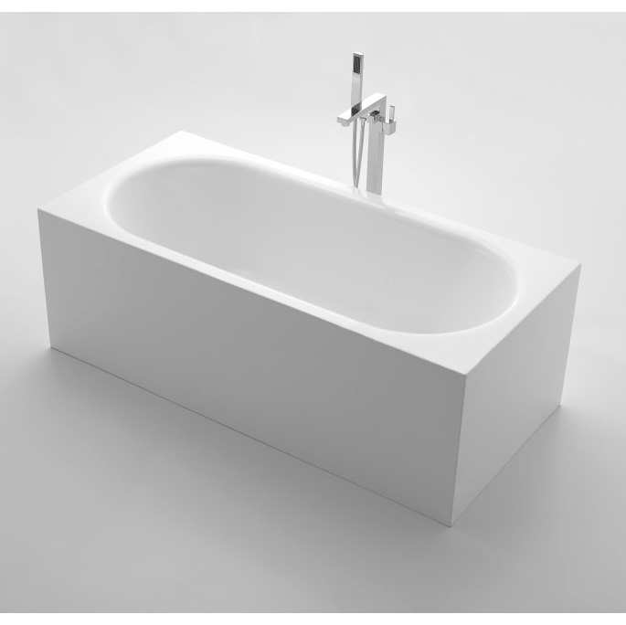 Акриловая ванна Belbagno BB78-1700 акриловая ванна belbagno 180x86x59 см свободностоящая bb13 1800