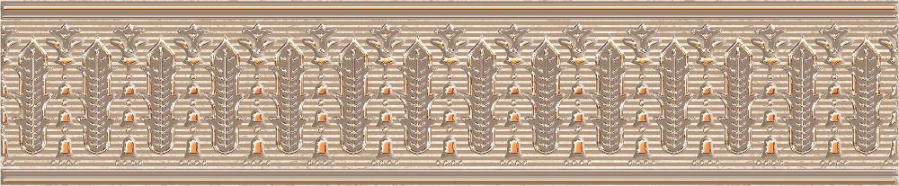 Бордюр Belleza Романи бежевый 5x25 бордюр europa ceramica melisa cnf iden 5x25