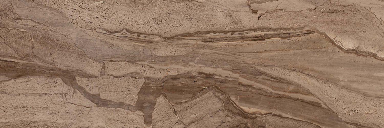 Настенная плитка Belleza Даф коричневая 20x60 (1,2) плитка настенная 20x60 zoo decor beige беж коричневая