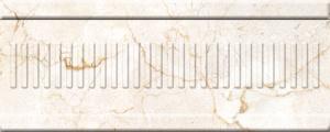 Бордюр Belleza объемный Монкада коричневый 10x25 optifit belleza mt 27
