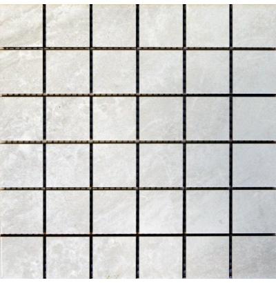 Мозаика Belleza Атриум серый 20x60