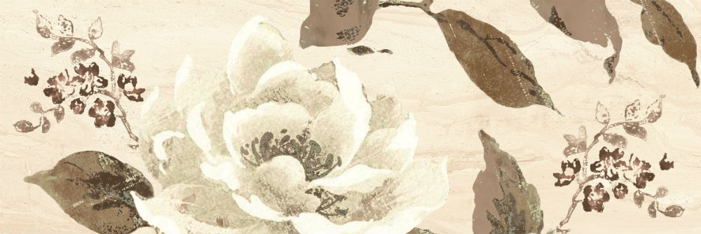 Настенная плитка Belleza Даф бежевая с рисунком 20x60 (1,2) цена
