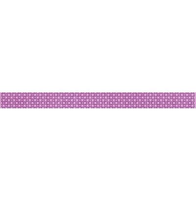 Бордюр Belleza Арома Сирень лиловый 4x50 бордюр versace venere noce 4x50