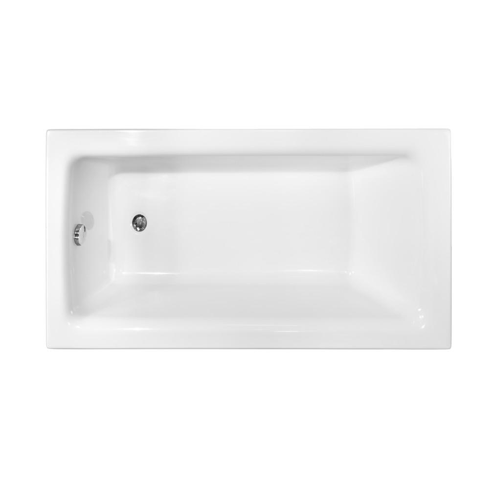 Акриловая ванна Besco Talia 130x70 цены онлайн