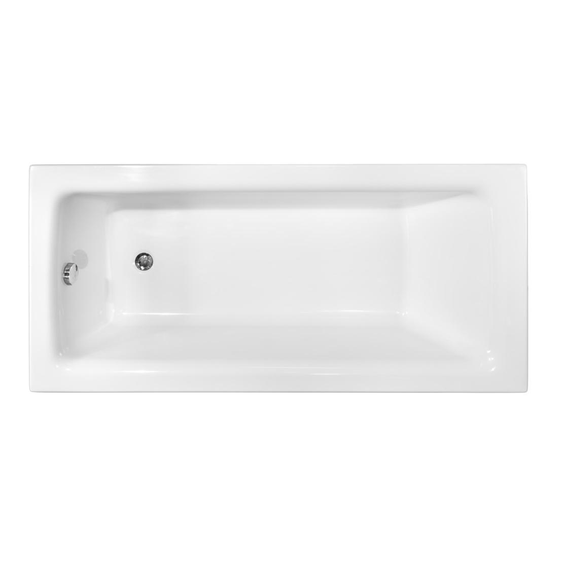 Акриловая ванна Besco Talia 140x70 цены онлайн