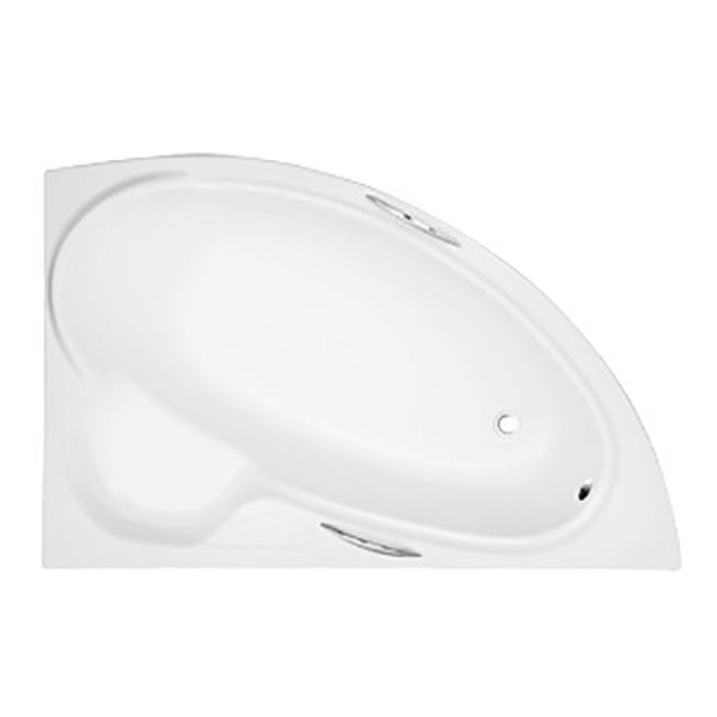 Акриловая ванна Besco Bianka 150x95 P акриловая ванна besco bianka 150x95 l