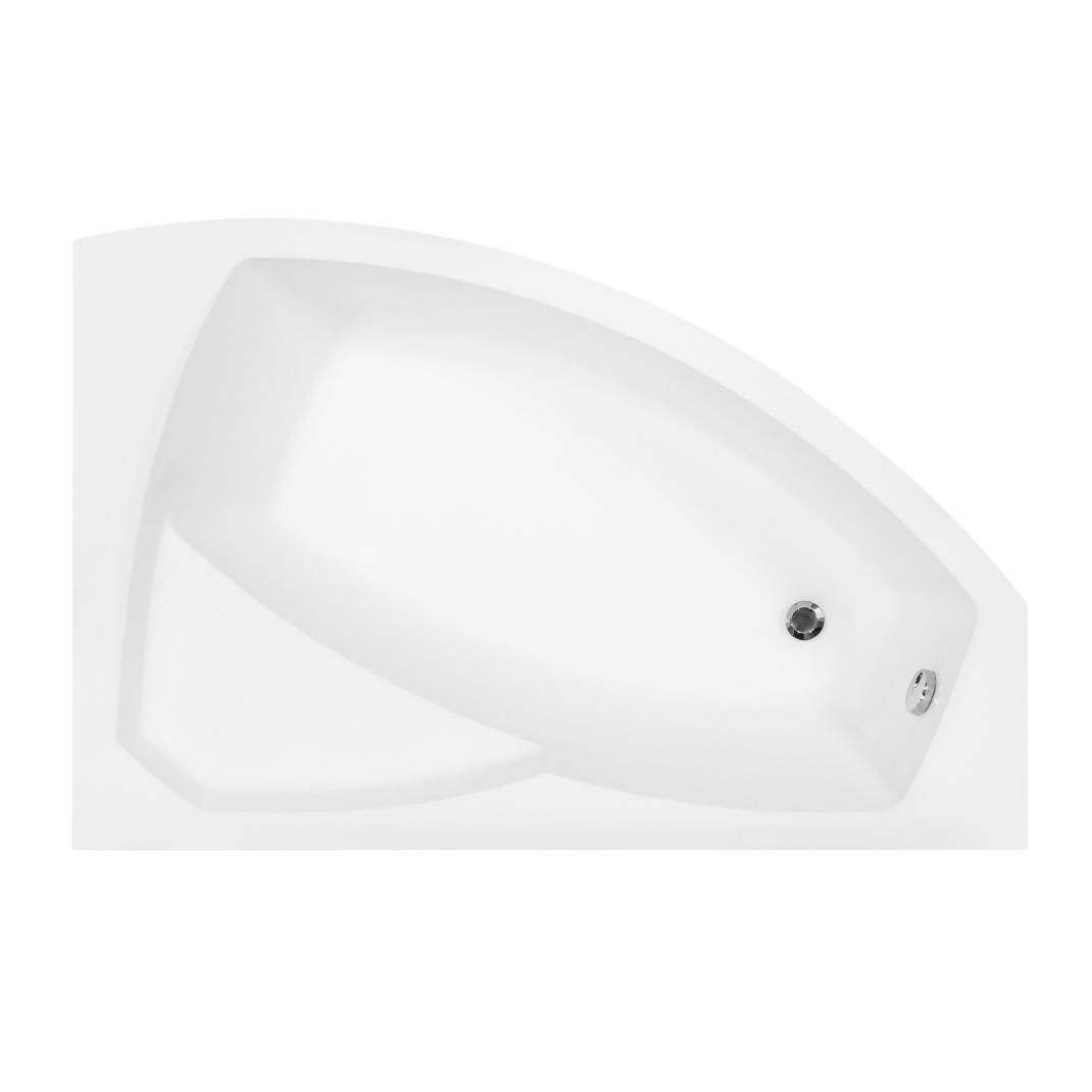 Акриловая ванна Besco Rima 150x95 P акриловая ванна besco bianka 150x95 l