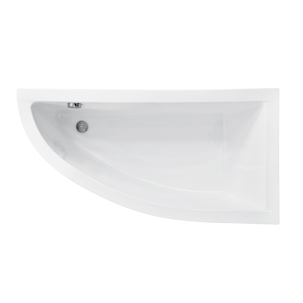 Акриловая ванна Besco Praktika 150x70 P цены онлайн