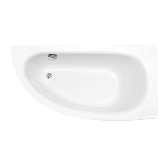 Акриловая ванна Besco Milena 150x70 P цены онлайн