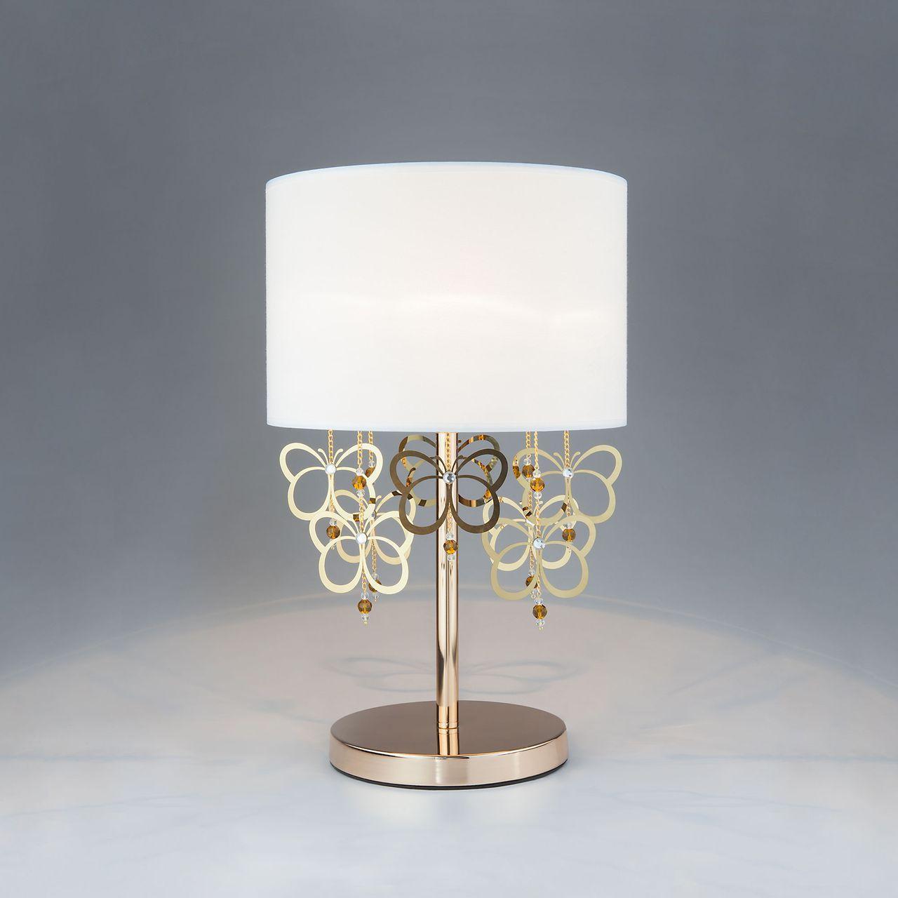 Настольная лампа Bogates Papillon 01095/1 лампа настольная декоративная bogates 01090 1