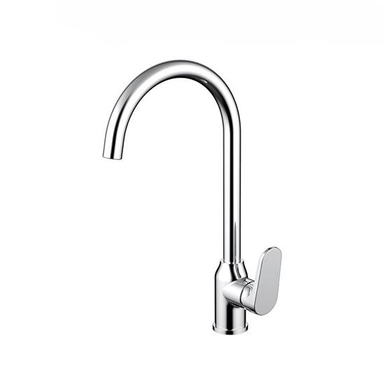 Смеситель Bravat Eler F7191238CP для кухни смеситель для кухни vidima уно с литым поворотным изливом ba241aa